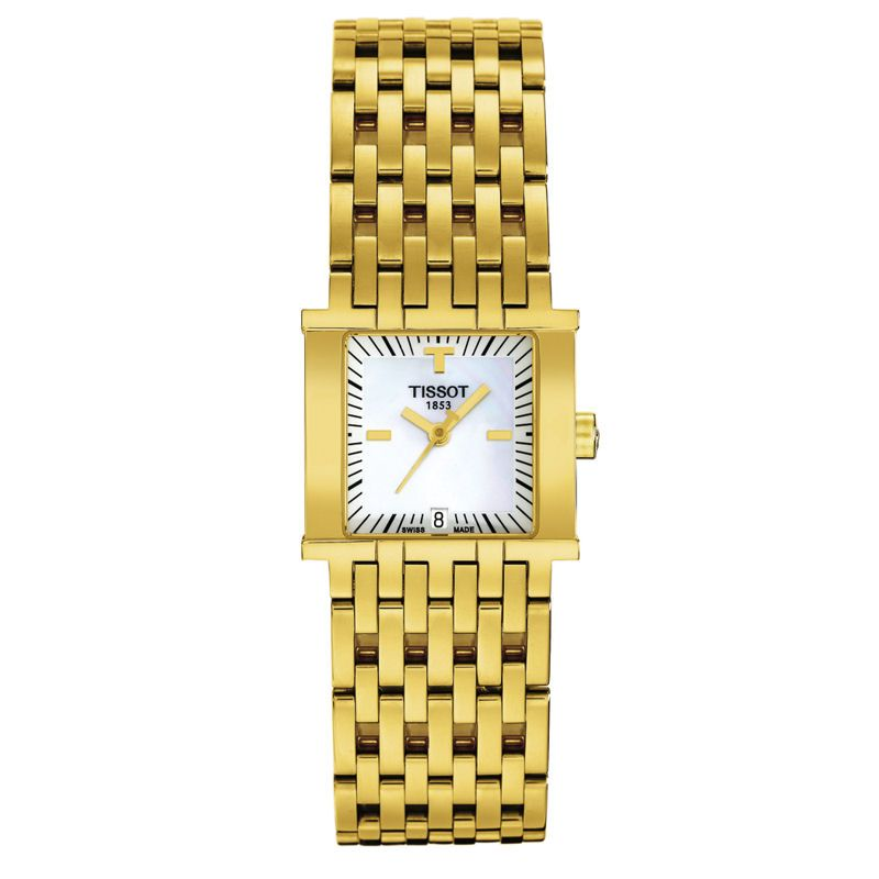 Ladies Tissot Six-T Watch T02518181