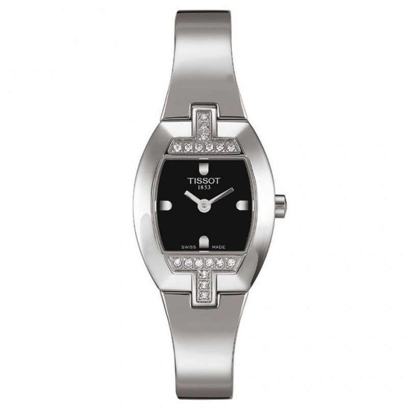 Ladies Tissot T-Tonneau Watch T62129551