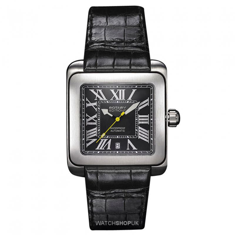 Mens Rotary Editions Automatic Watch 700C