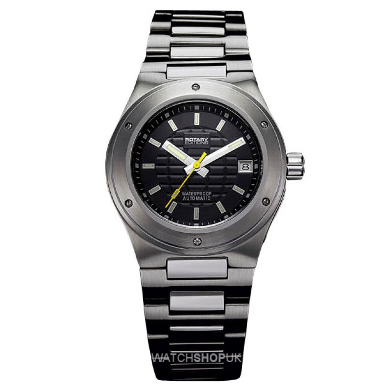 Mens Rotary Editions Automatic Watch 300B
