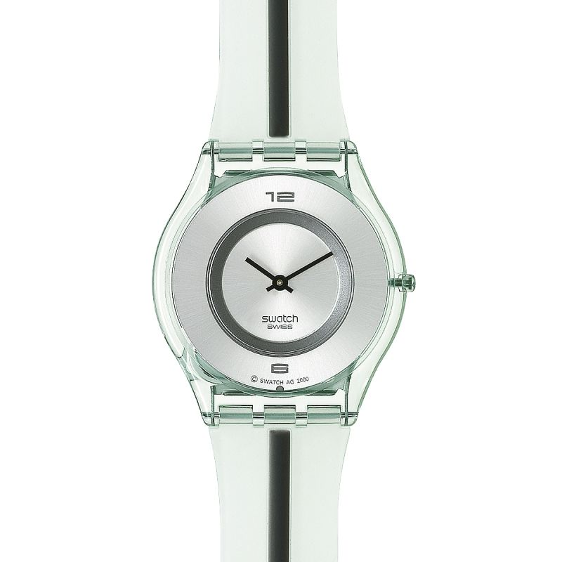 Ladies Swatch Ligne De Vie Watch SFK119