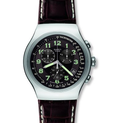 Montre Chronographe Homme Swatch Your Turn YOS413