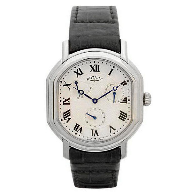 Mens Rotary Vintage Automatic Watch GS02514/21