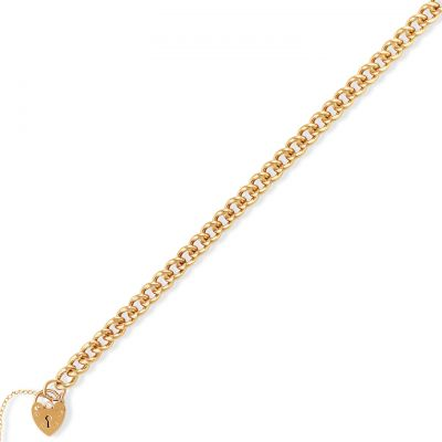 Damen Jewellery Armband 9 Karat Gold