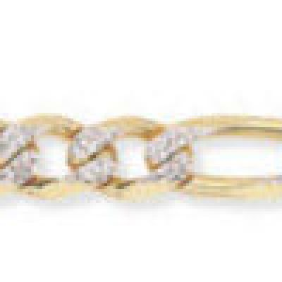 Jewellery 9ct Gold Bracelet