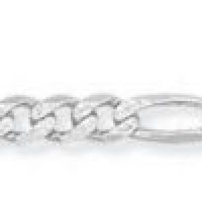 Jewellery 9ct White Gold Chain