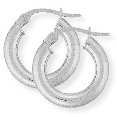 Jewellery Earring 9K Witgoud