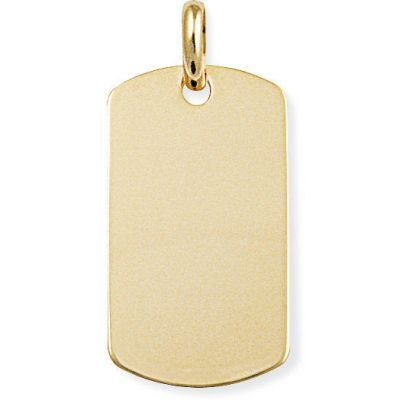 Jewellery 9ct Gold Pendant