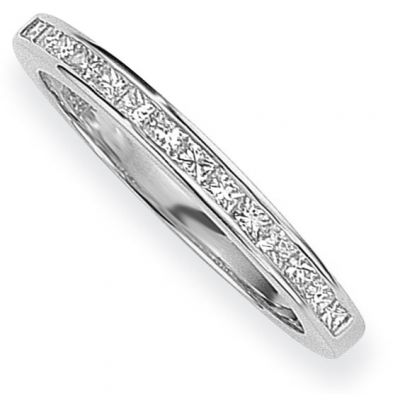 Jewellery 18ct White Gold Ring