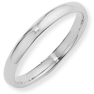Jewellery 9ct White Gold Ring
