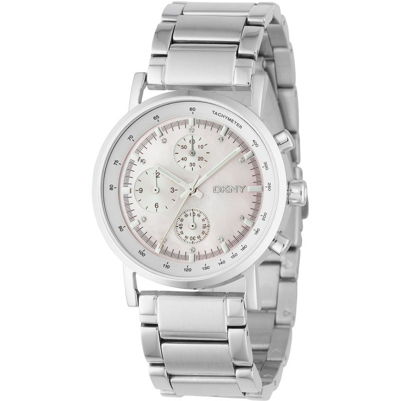Ladies DKNY Lexington Chronograph Watch NY4331