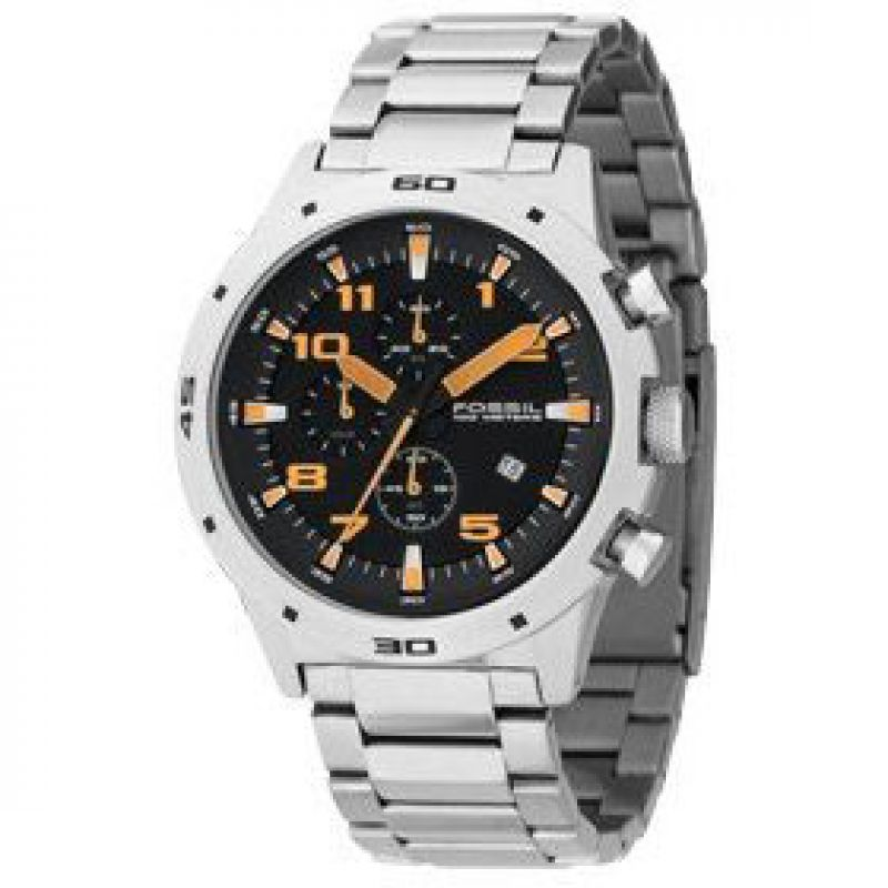 Mens Fossil Chronograph Watch CH2519