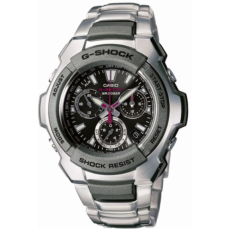 Mens Casio G-Shock Alarm Chronograph Watch G-1000D-1AER
