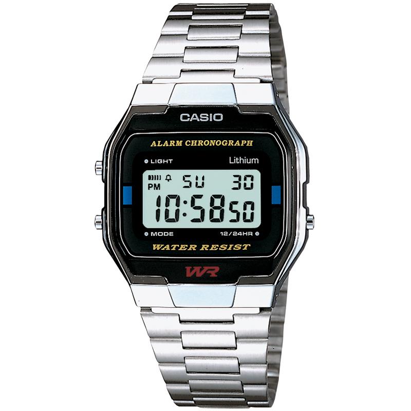 4105bfc650af Gents Casio Classic Leisure Alarm Chronograph Watch (A163WA-1QES ...