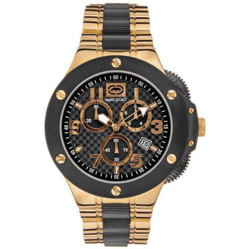 Mens Marc Ecko E900 Chronograph Watch E22521G1