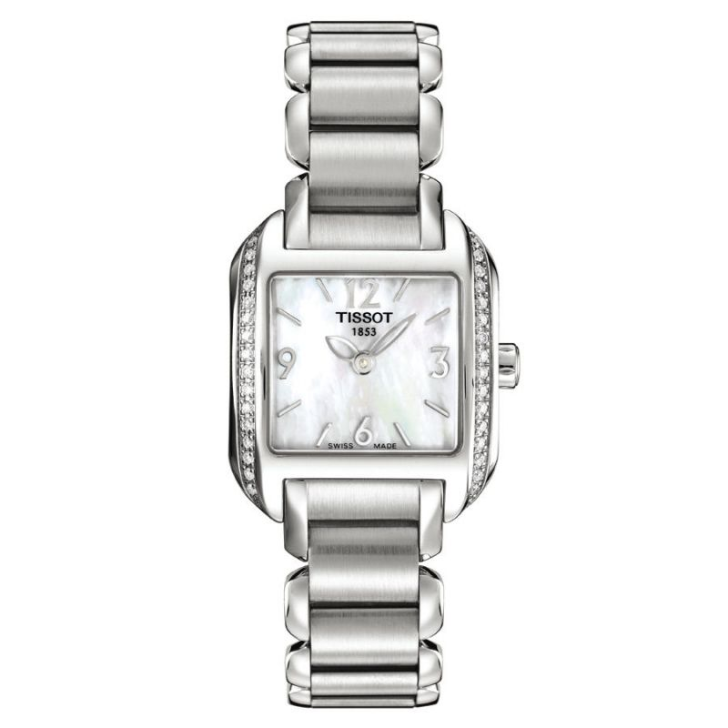 Ladies Tissot T-Wave Watch T02138582