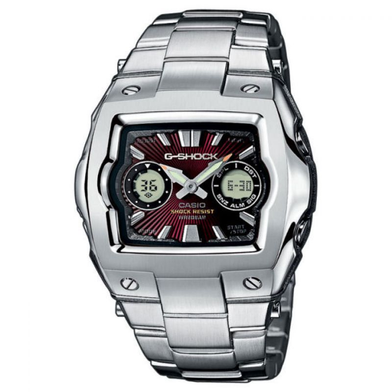 Mens Casio G-Shock Chronograph Watch G-011D-6AER