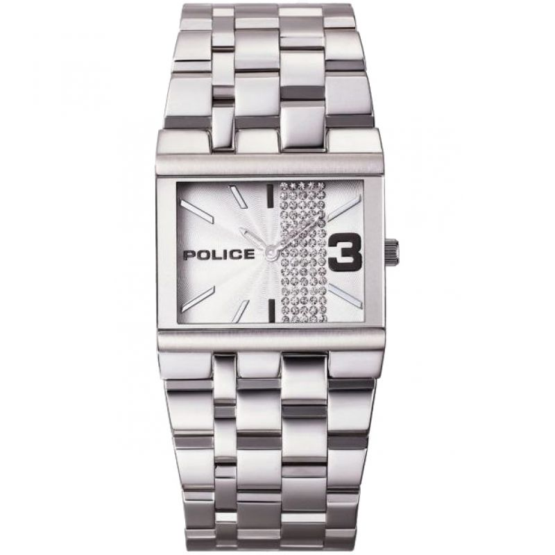 Unisex Police Glamour Watch 10501BS/04M