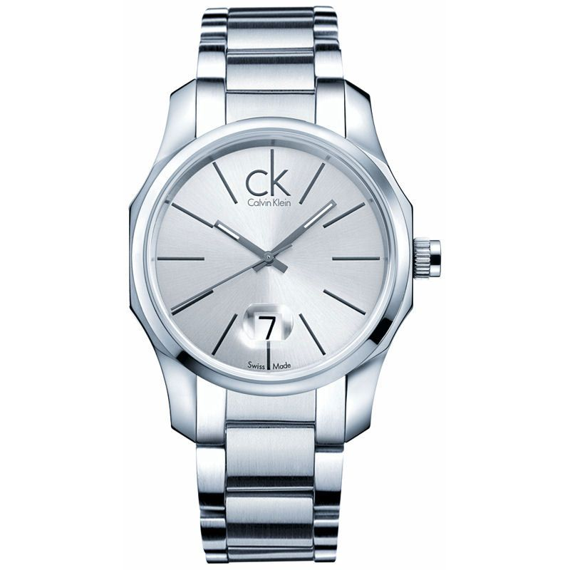 Mens Calvin Klein Biz Watch K7741126