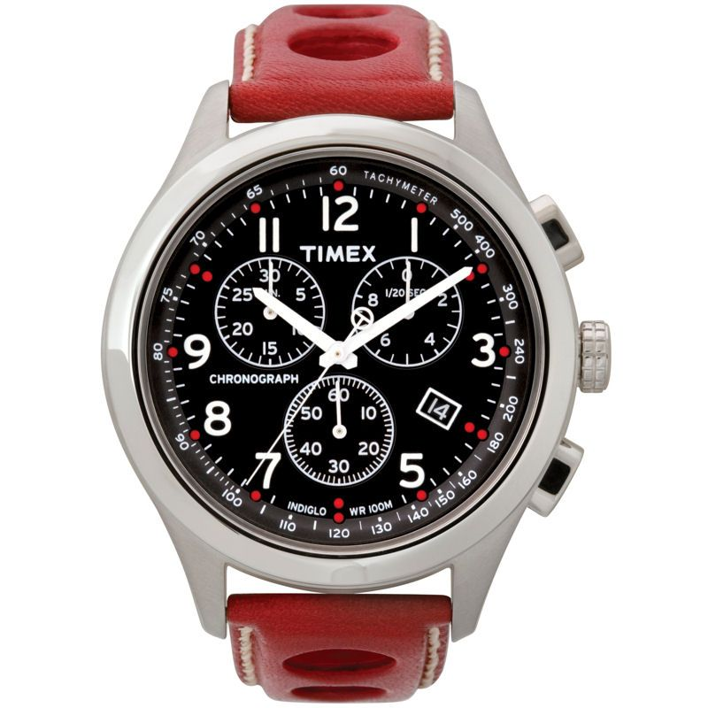 Mens Timex Chronograph Watch T2M551