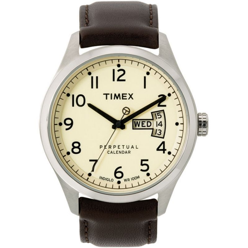Mens Timex Indiglo Watch T2M456