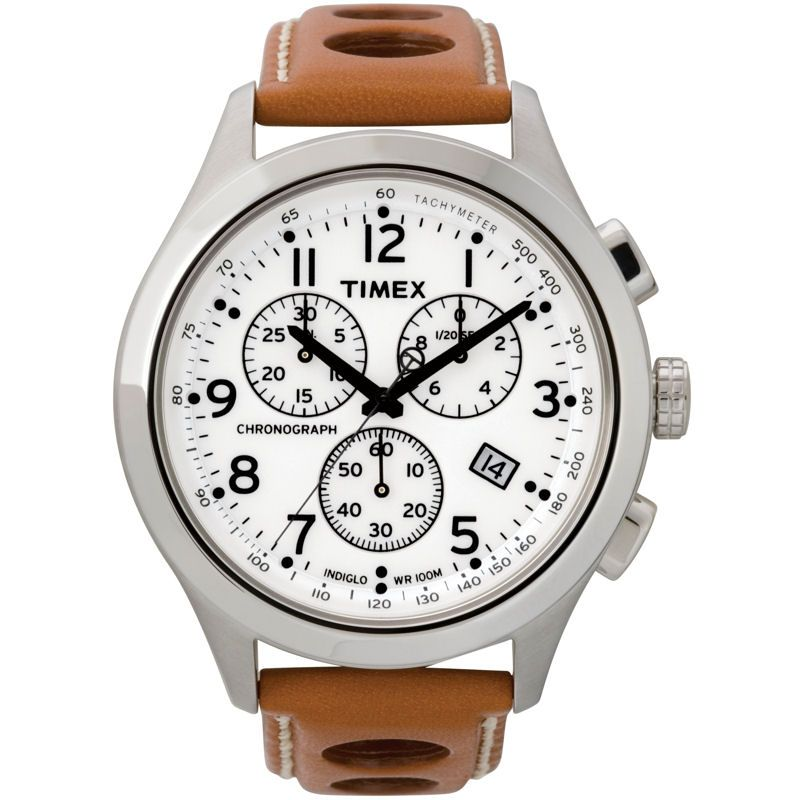 Mens Timex Chronograph Watch T2M553