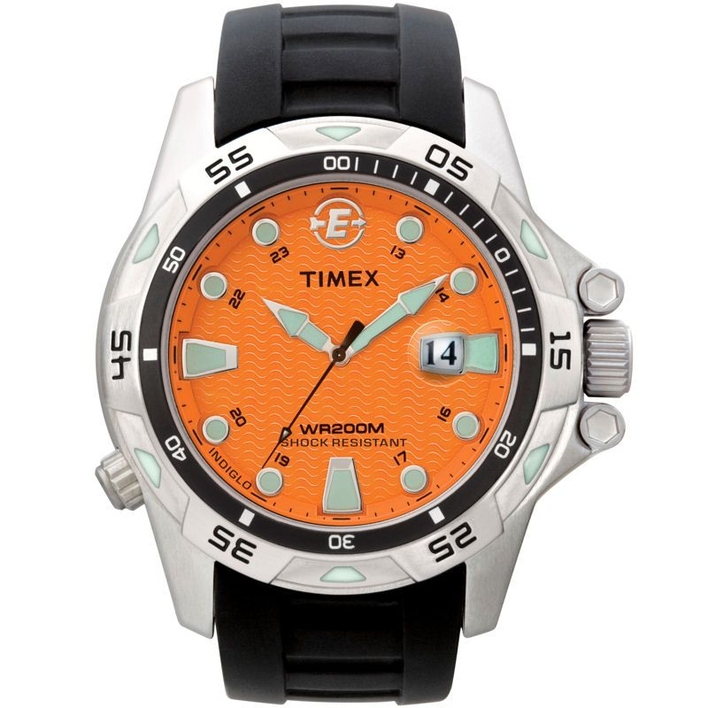 Mens Timex Indiglo Expedition Dive Style Watch T49617