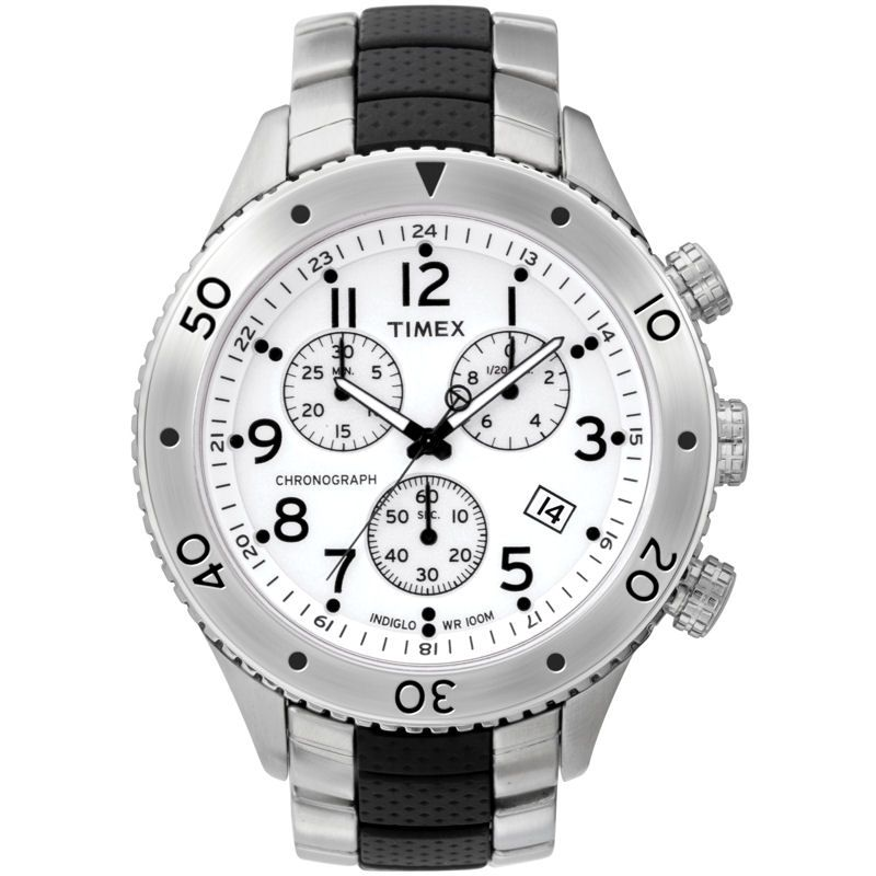 Mens Timex Chronograph Watch T2M707