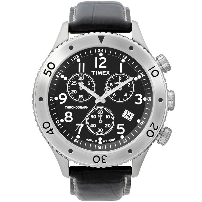 Mens Timex T Series Chronograph Watch T2M704