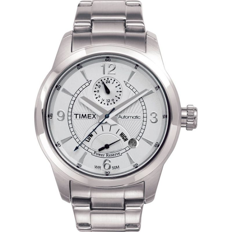 Mens Timex Automatic Watch T2C261