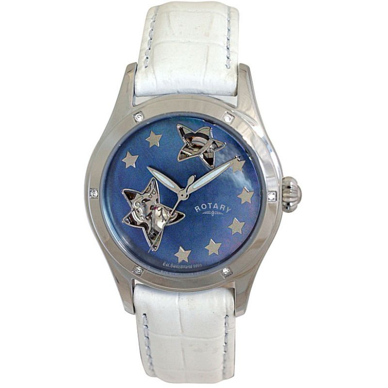 Ladies Rotary Rocks Automatic Watch RLS00027/38