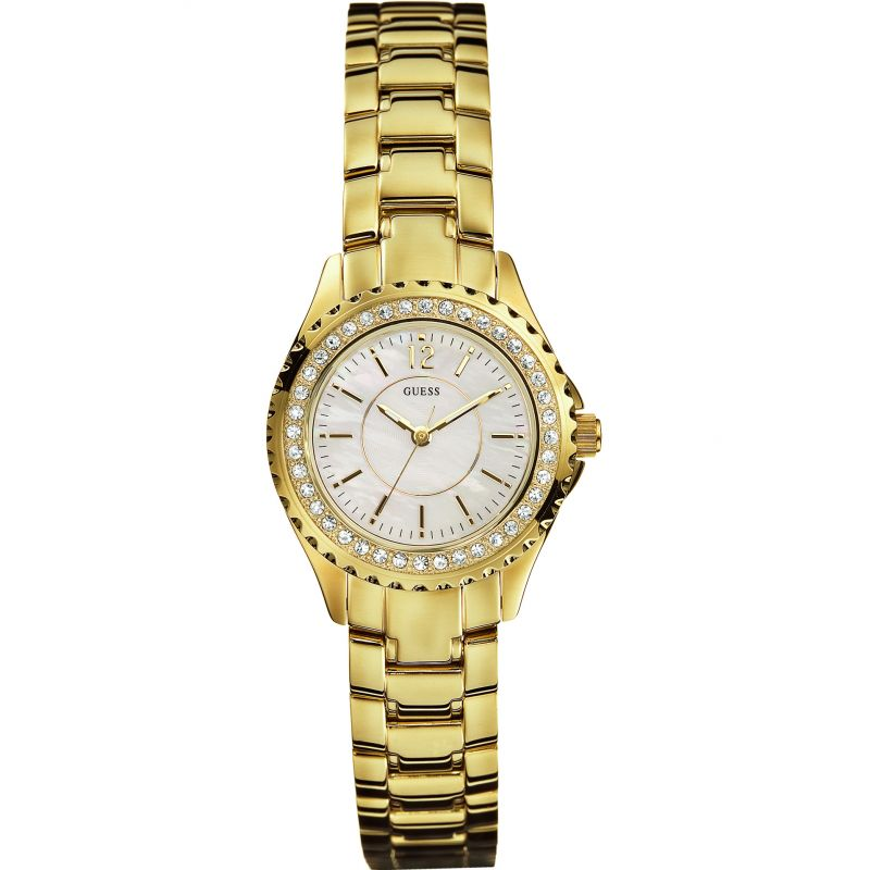 Ladies Guess Mini Rock Candy Watch