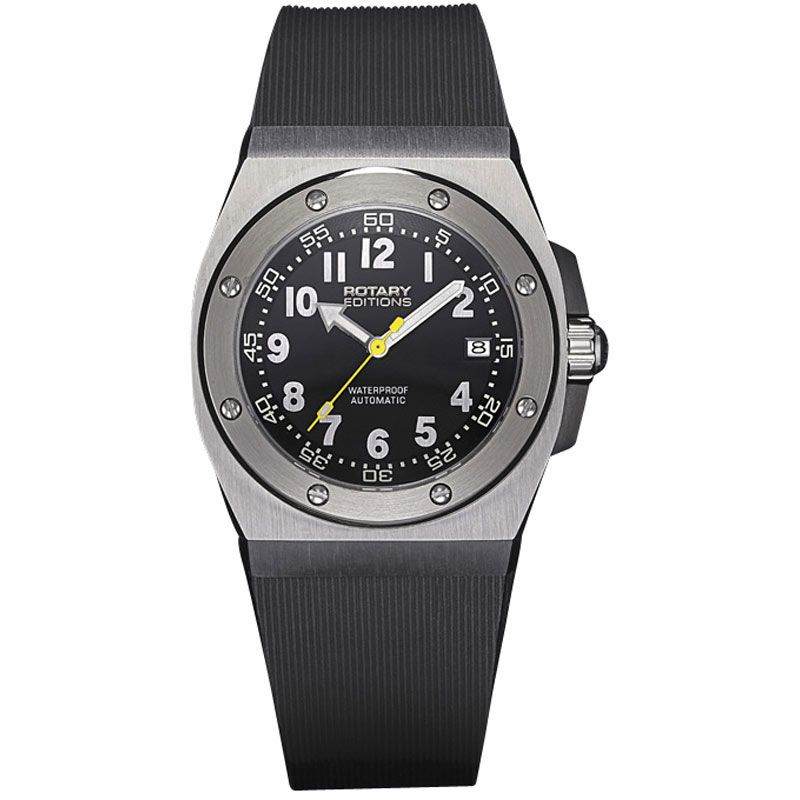 Mens Rotary Editions Automatic Watch 600B