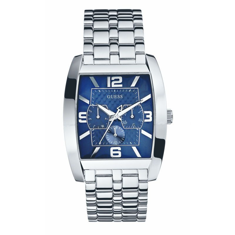 Mens Guess Chronograph Watch W95015G2