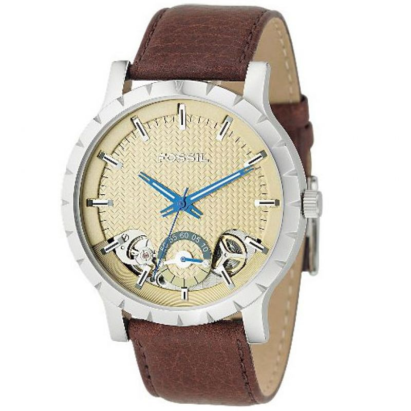 Mens Fossil Watch ME1049