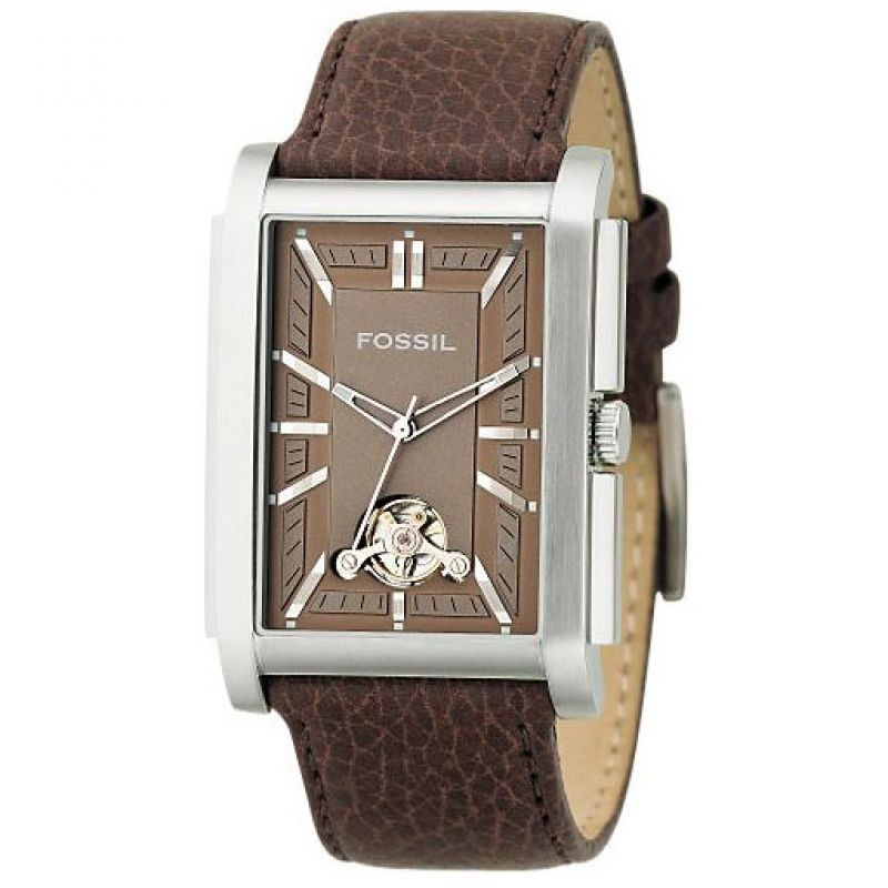 Mens Fossil Automatic Watch ME1042