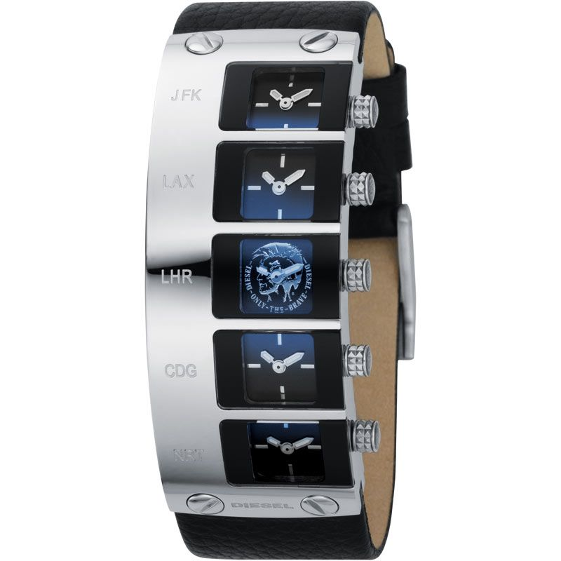 Mens Diesel Black Label Watch DZ9024