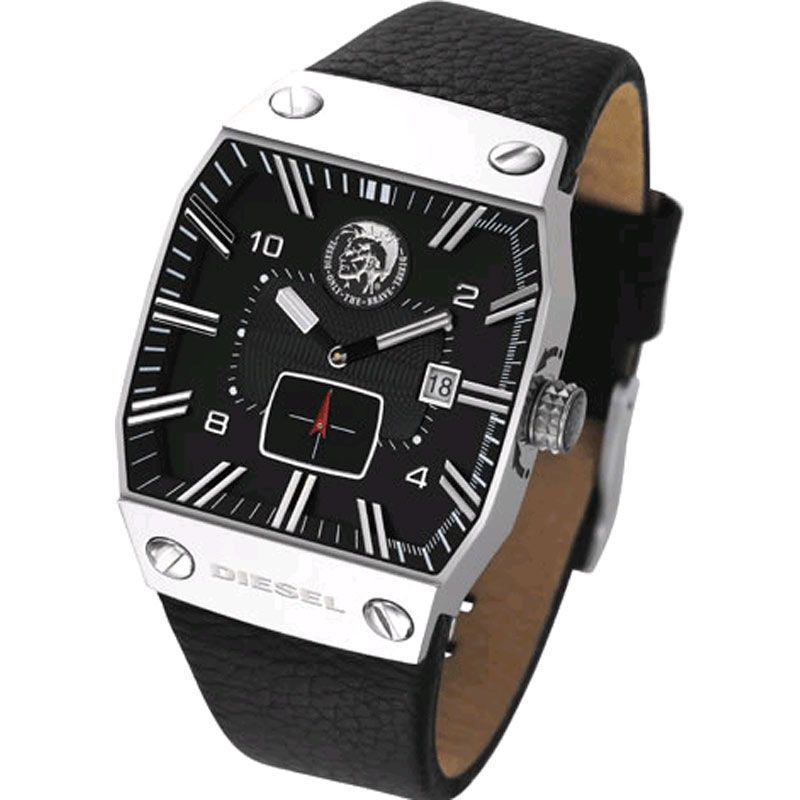 Mens Diesel Black Label Watch DZ9012