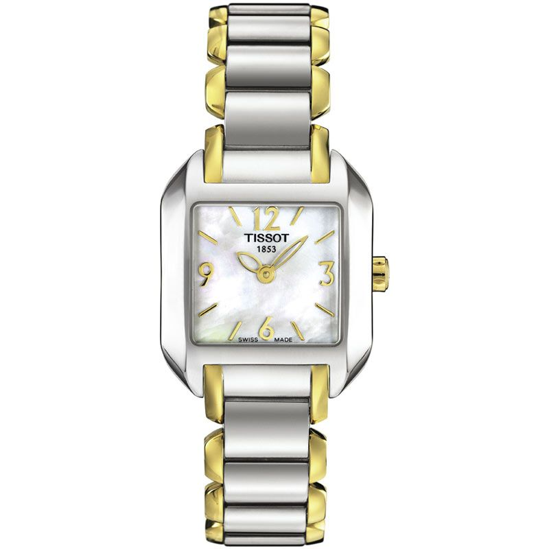 Ladies Tissot T-Wave Watch T02228582