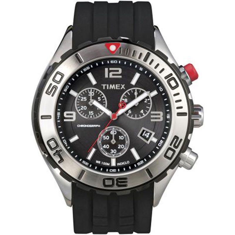 Mens Timex Chronograph Watch T2M761