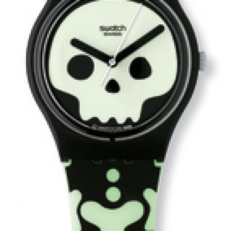 Unisex Swatch Live and Let Die Watch GB237