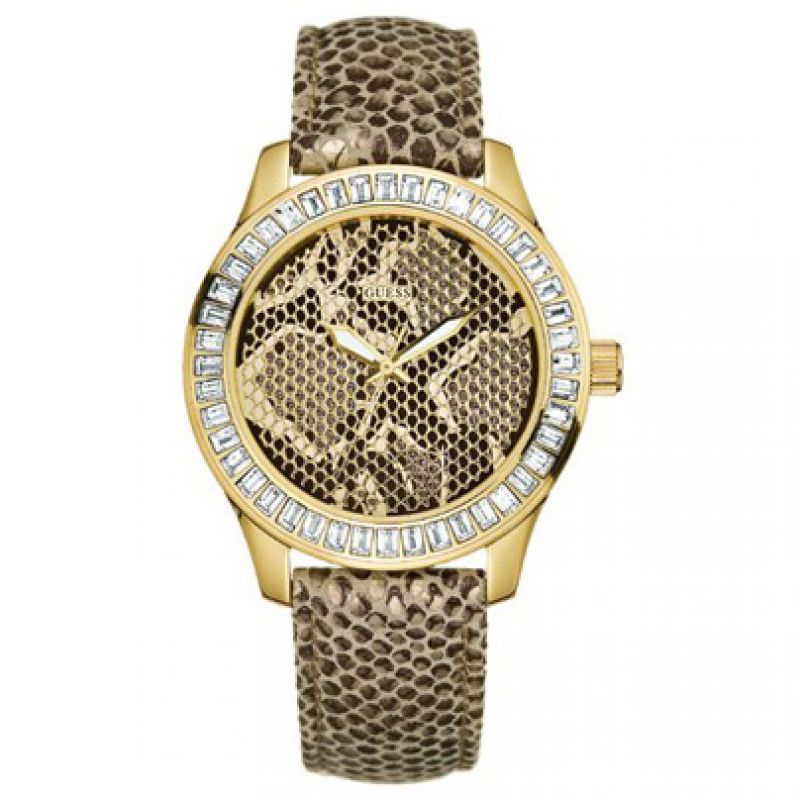 Ladies Guess Watch W10192L1