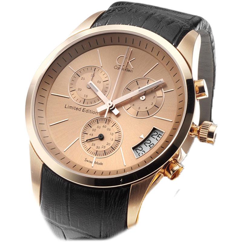Gents Calvin Klein Limited Edition Chronograph Watch (K2247229 ... af0782dd1c