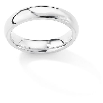 Jewellery Ring 18 karat vitguld