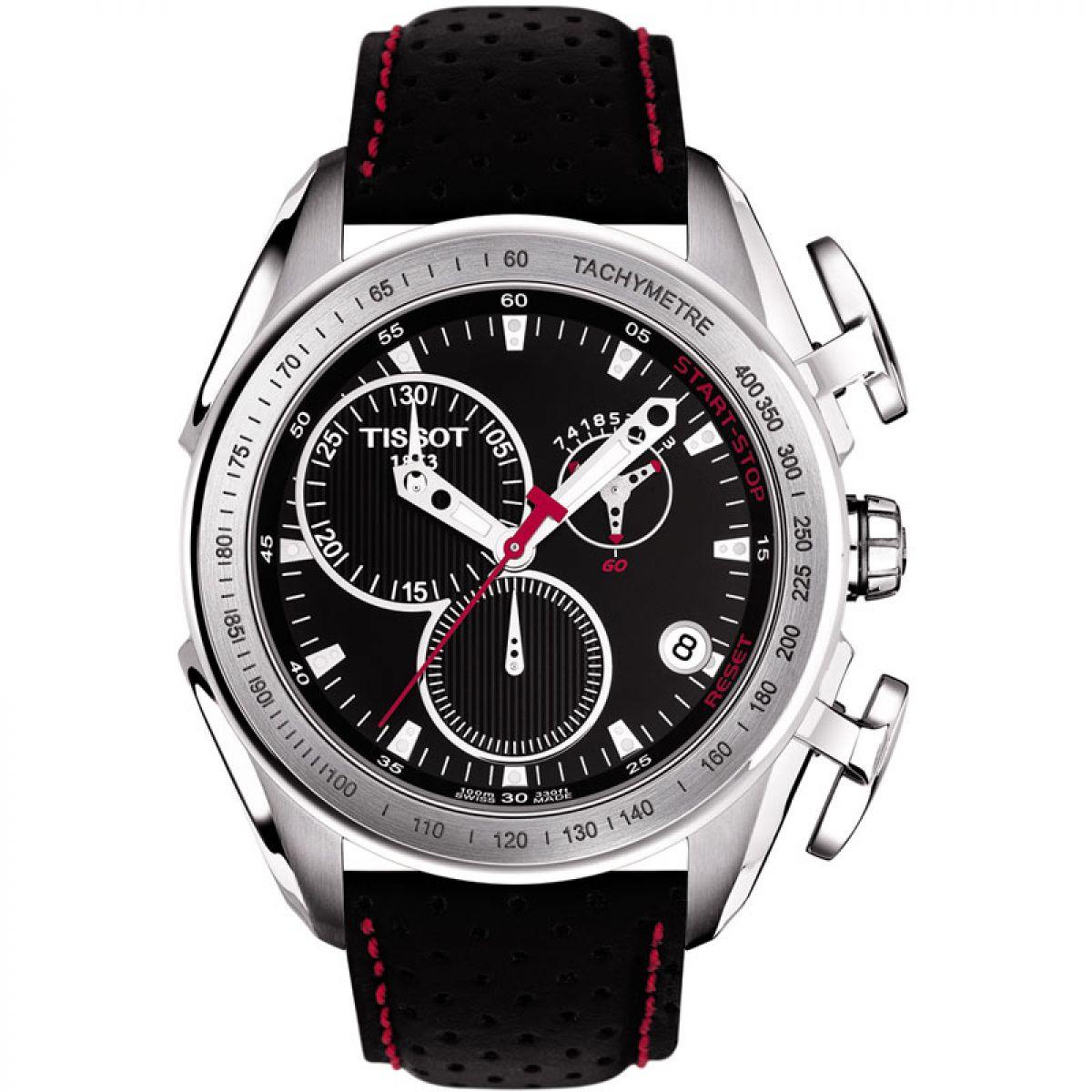 gents tissot t sport racing chronograph watch. Black Bedroom Furniture Sets. Home Design Ideas