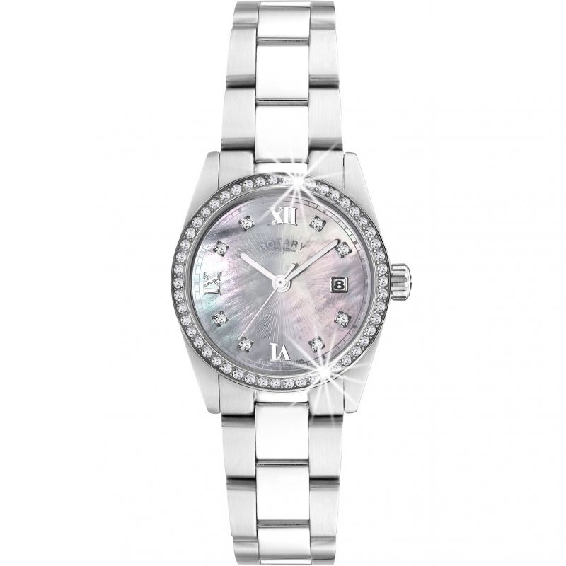 Ladies Rotary Havana Watch LB02515/37