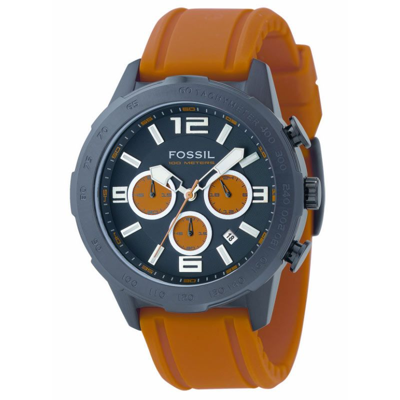 Mens Fossil Chronograph Watch CH2540