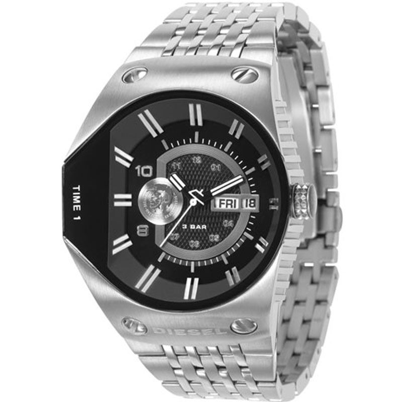 Mens Diesel Black Label Watch DZ9048