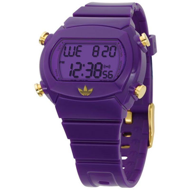 Unisex Adidas Candy Alarm Chronograph Watch ADH1894