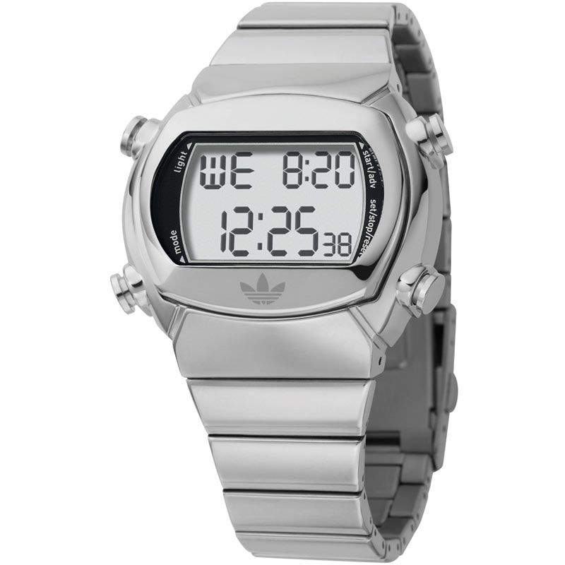 Unisex Adidas Candy Metal Alarm Chronograph Watch ADH1842